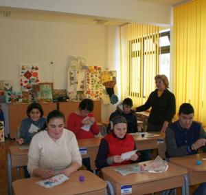 School: Classroom