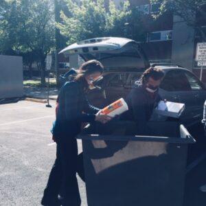 Helping UNLV scholars during the coronavirus pandemic