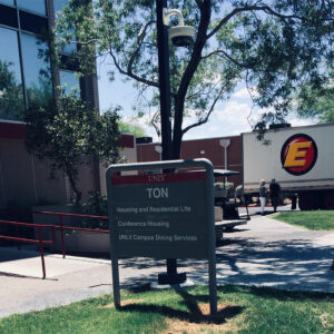 Help Needed for UNLV Summer Residents