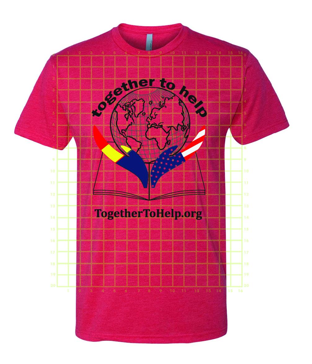 TTH tshirt red
