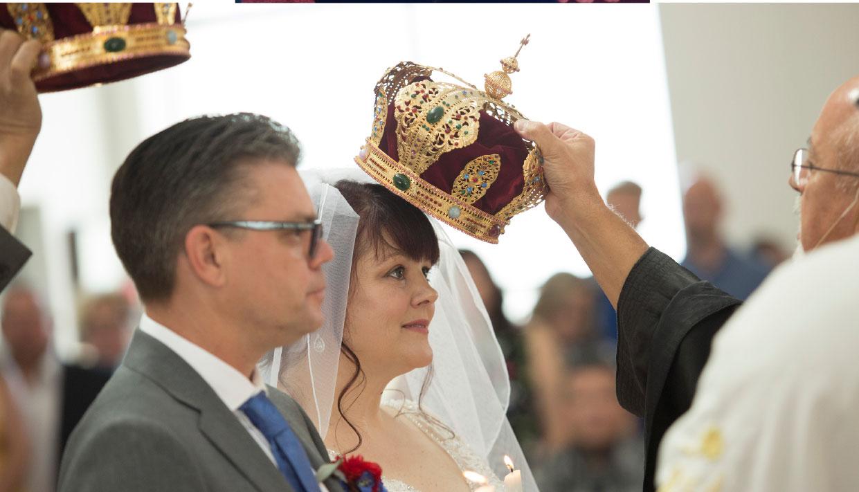 Michael Hayden wedding